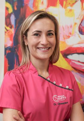 Dr Eglantine Ghesquière