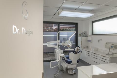 Salle de soins du Dr Danjou